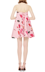 Mysterious Occurences Dress by ALICE MCCALL Now Available on Moda Operandi