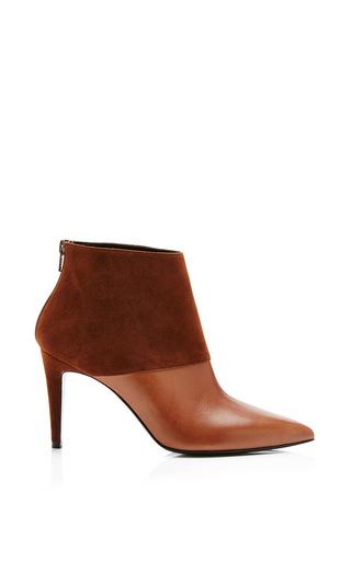 Medium pierre hardy brown classico bootie in tan