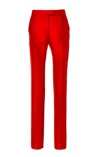 Medium preen red picadilly pants