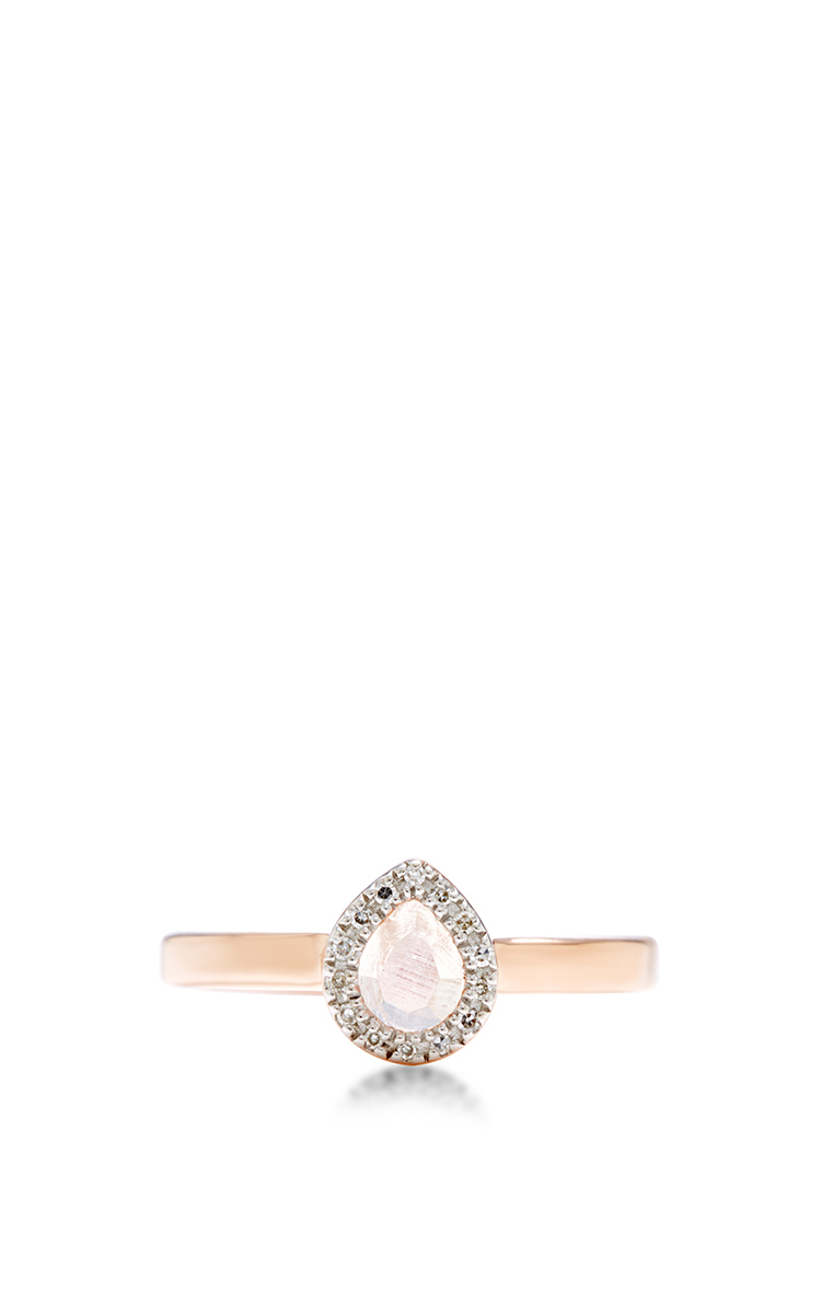 loading mini rose large diamond ring and vinader diva circle plated monica by moonstone gold