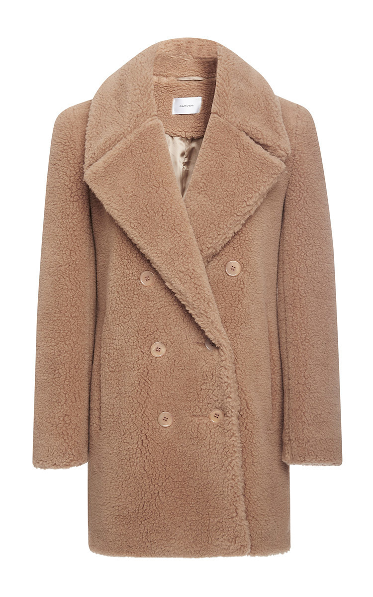 huge sale popular stores quality products Teddy Bear Pea Coat