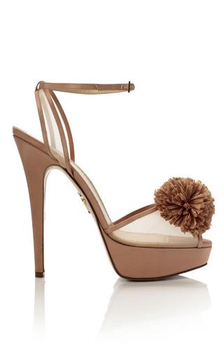 Medium charlotte olympia pink pomeline sandal