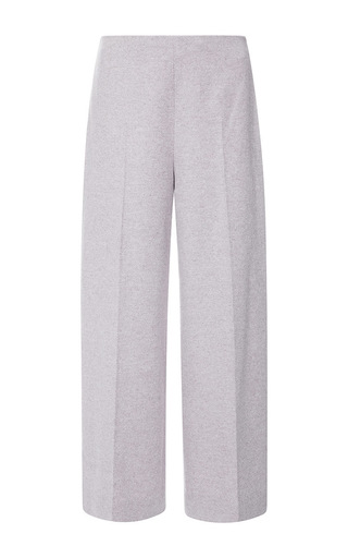 Wide Leg Flannel Pant by CARVEN Now Available on Moda Operandi