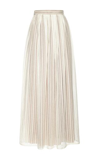 Medium philosophy di lorenzo serafini white lace midi skirt