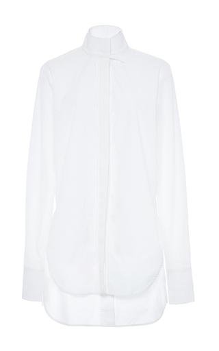 White Iman Classic Shirt by ELLERY Now Available on Moda Operandi