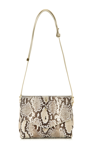 Medium thakoon nude downing python crossbody