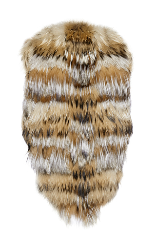 Mix Fur Vest by SONIA RYKIEL for Preorder on Moda Operandi