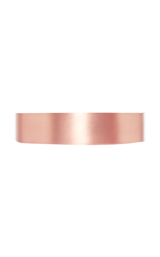 Medium roksanda ilincic metallic dust rose belt