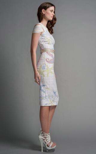 Starfish Cocktail Dress by Versace  Moda Operandi
