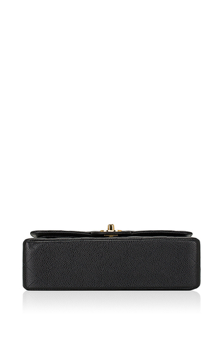 1002201ebbf40d Ended. Hermes VintageChanel Black Quilted Caviar Jumbo Classic 2.55 Double  Flap Bag