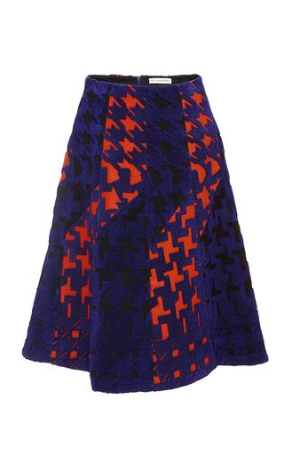 Medium mary katrantzou multi clan skirt