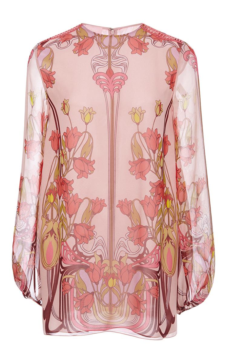 liberty silk georgette blouse by giamba moda operandi. Black Bedroom Furniture Sets. Home Design Ideas