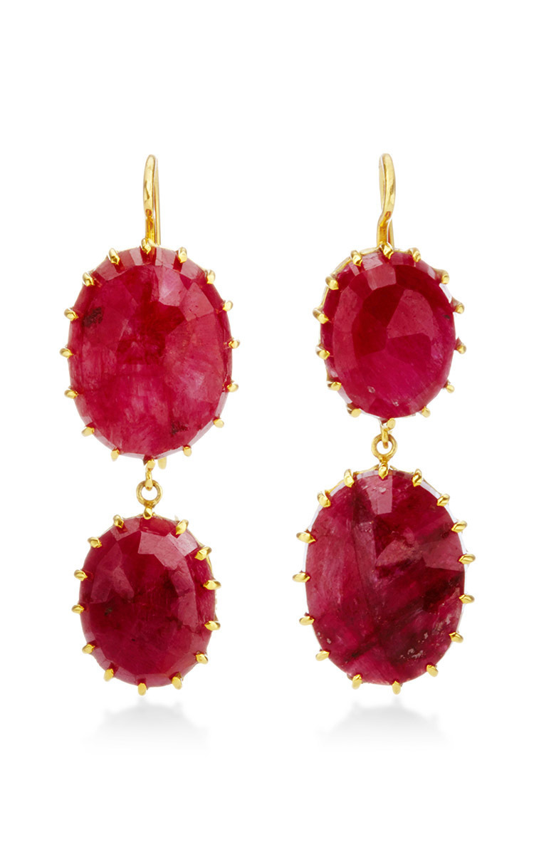 rubies ruby with earring gold topaz earrings solid p carat hoop natural htm white