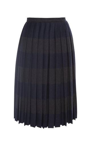 Medium marco de vincenzo multi box pleated skirt