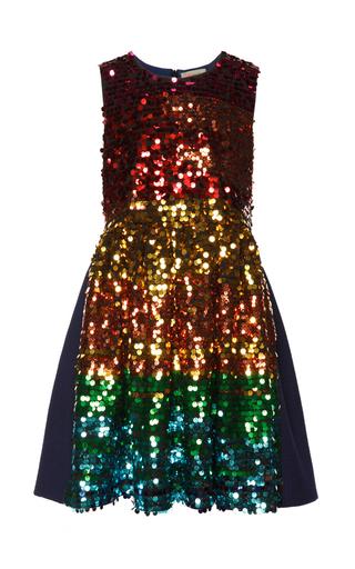 Medium preen multi rainbow olivia dress 2y 4y 6y