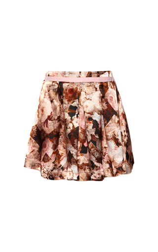 Medium preen brown delphine skirt 8y 10y 12y