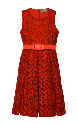 Medium preen red red marcella dress 2y 4y 6y