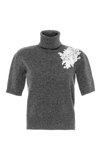 Medium no 21 dark grey marcella high neck knit