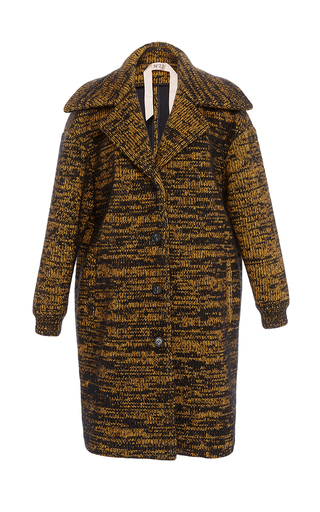 Medium no 21 multi maida coat