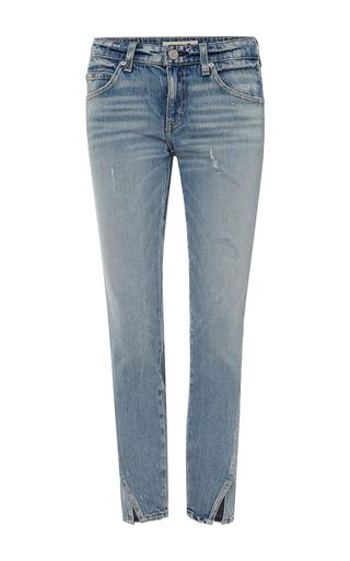 Medium amo  3 medium wash twist sweet cheeks jeans