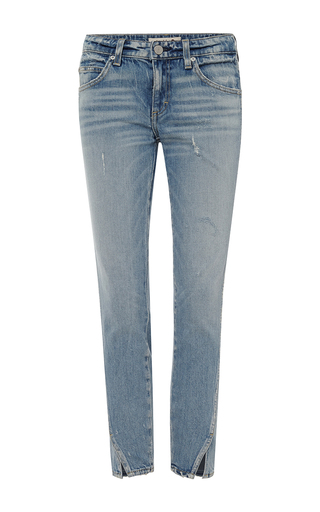 Medium amo  3 medium wash twist sweet cheeks jeans