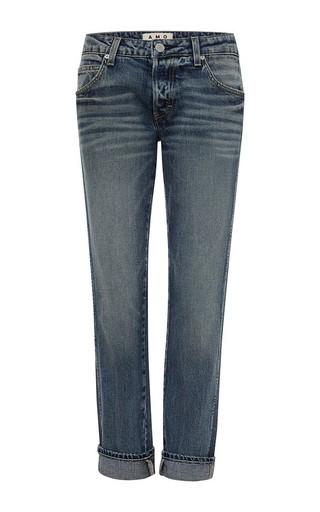 Medium amo  3 dark wash tomboy yours truly jeans