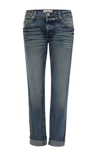 Medium amo  3 dark wash tomboy yours truly jeans