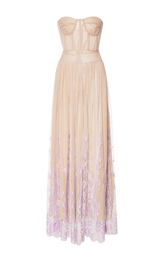 Medium rosamosario purple amore senza confini corset dress