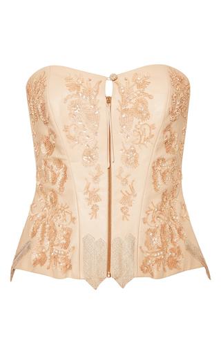 Medium myla brown embellishment corset