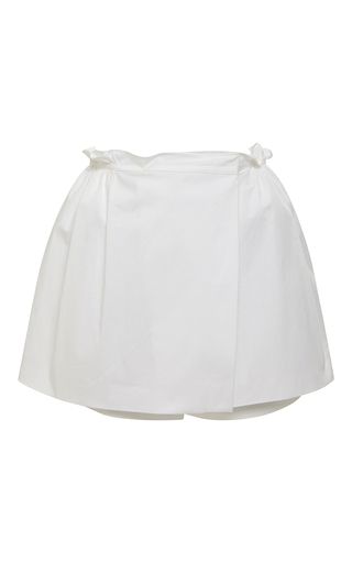 Medium cacharel  2 white mini skirt shorts in white