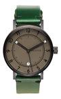 Stainless Steel Wristwatch by BRAVUR for Preorder on Moda Operandi