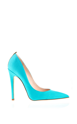 Medium sjp shoes blue sjpxtome pump in turquoise