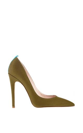 Medium sjp shoes green sjpxtome pump in olivine