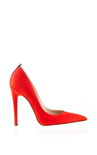 Medium sjp shoes red sjpxtome pump in poppy
