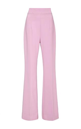 Medium cushnie et ochs pink stretch cady high waist trouser in lilac