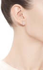 Maria Pave Stick Earrings by FALLON Now Available on Moda Operandi