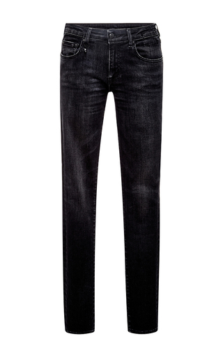 Medium r13 denim black allison skinny jeans