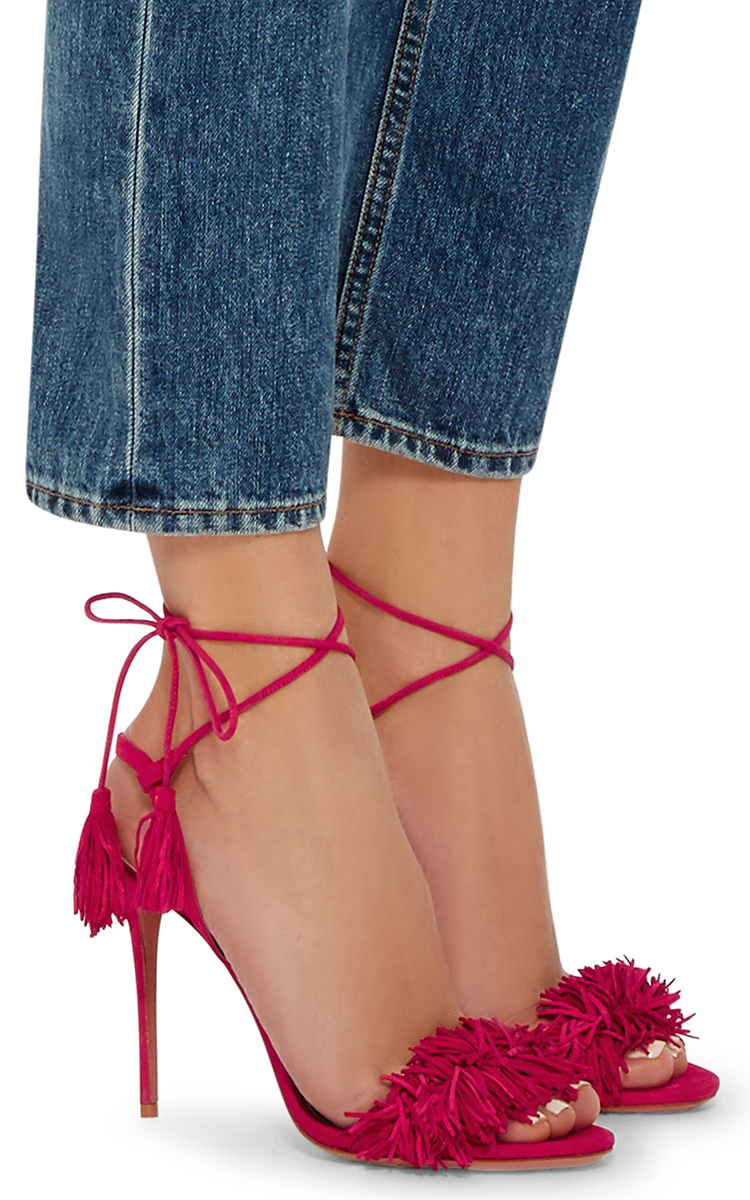 outlet store sale best online quality design Wild Thing Suede Sandals