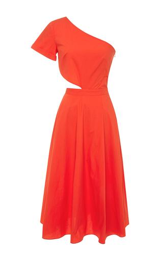 Medium tanya taylor red amy dress
