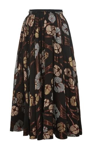 Medium brock print sara print skirt