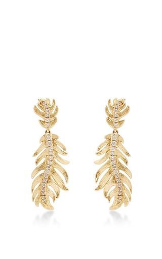 Medium mimi so gold phoenix large gold pave earrings