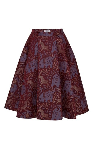 Medium vivetta print stevenson skirt