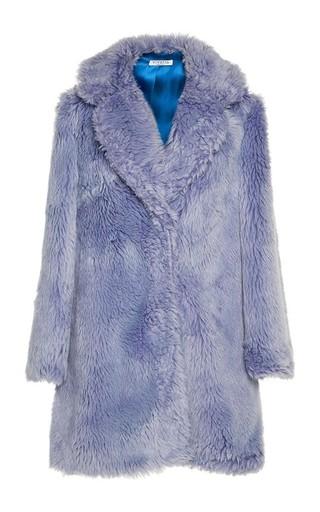 Medium vivetta purple kipling coat