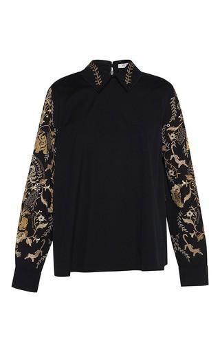 Medium vivetta black black montale shirt