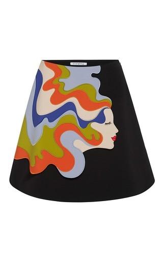 Medium vivetta black nievo skirt
