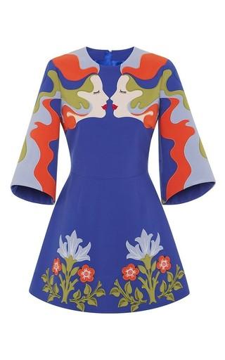 Medium vivetta blue pirandello dress