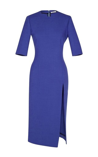 Medium vivetta blue blue klein eco dress