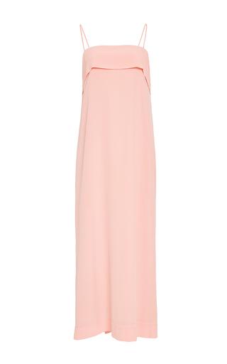 Medium apiece apart pink luna slip dress