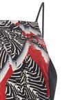 Formation Print Delphine Dress by MISHA NONOO Now Available on Moda Operandi