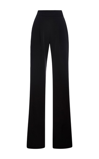 Medium nonoo black black essential crepe daphne pant